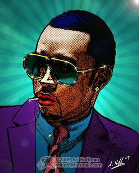 P. Diddy.. Pop Art
