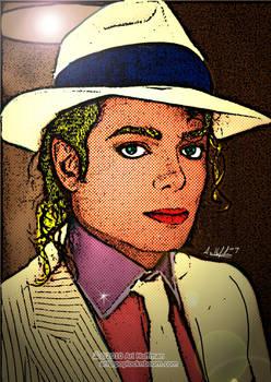 Michael Jackson... Ari's Art Work