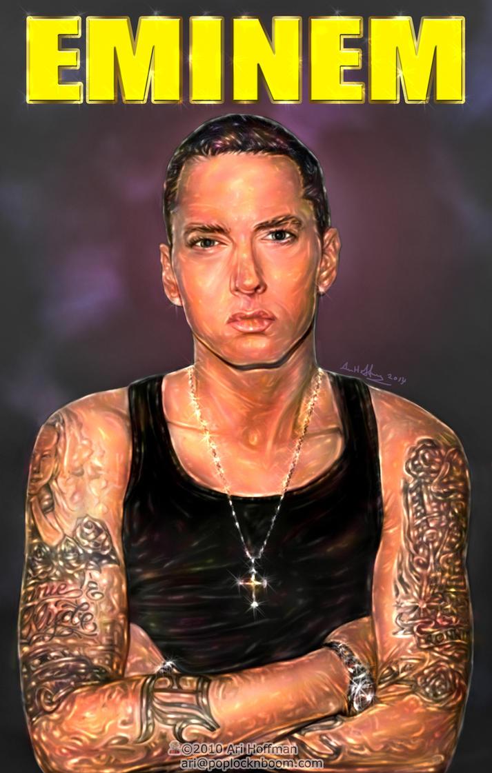 Eminem by arihoff