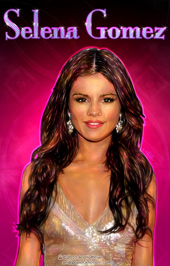 Selena Gomez by arihoff