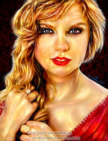 Taylor Swift by arihoff