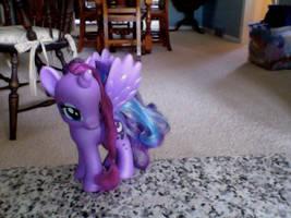 Luna Pony by TeslaSong