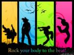 Sillhoutte - Rock your Body