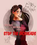 STOP THE DICKHEADS