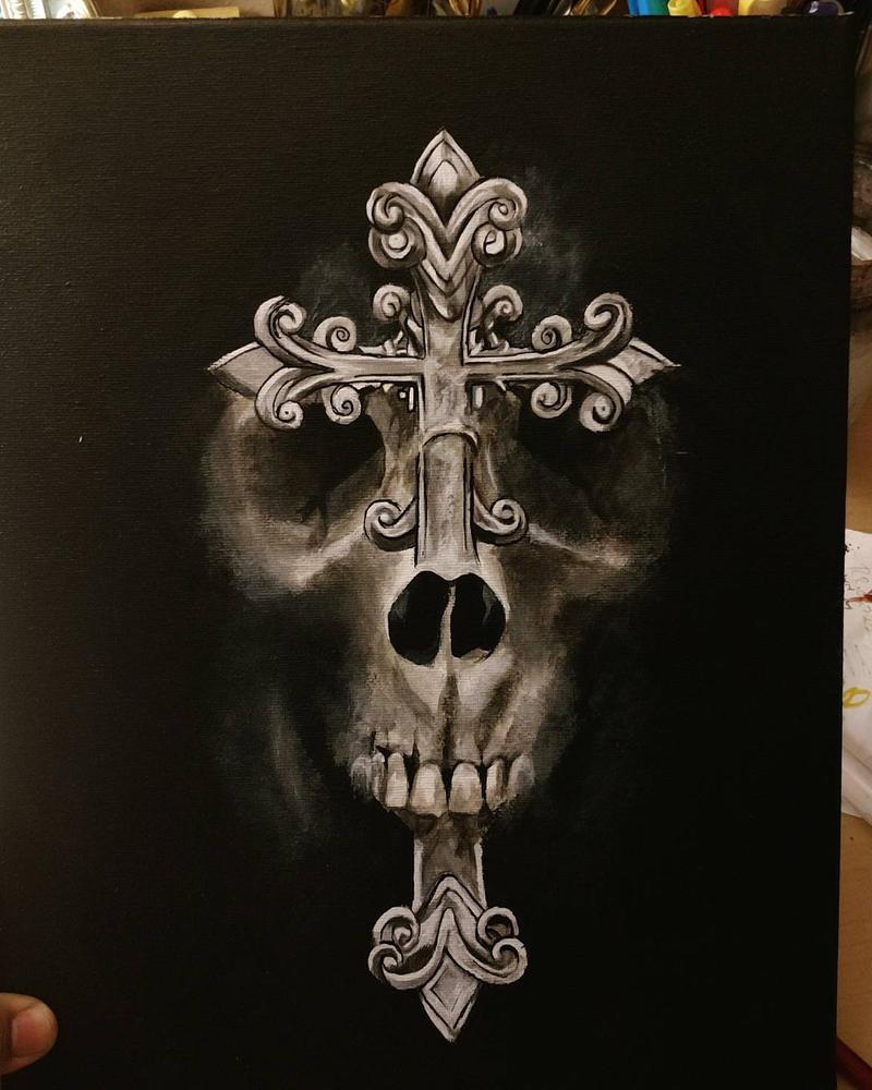 HOLY SKULLS!!!! by RRocha722