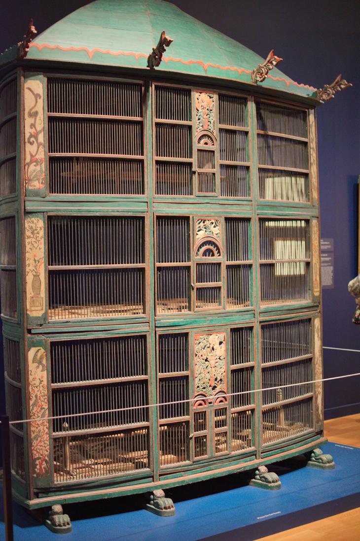 Napoleonic Birdcage: context by elfgurl06