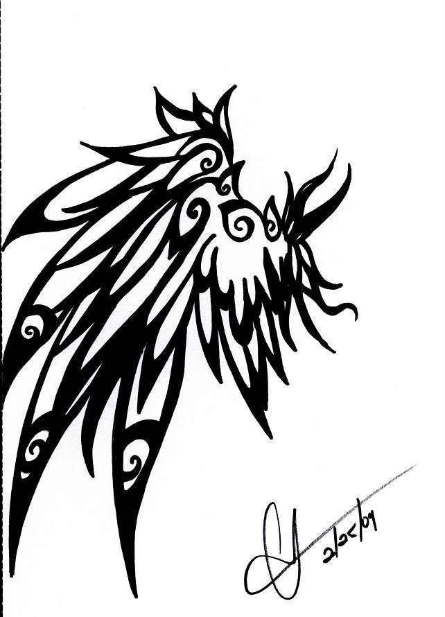 Irish celtic cross tattoo designs - Deviantart More Like Celtic Vines Tattoo Design By Domobraden