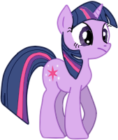 Twilight Sparkle - First Try by cradet