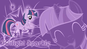 Study is Important - Twilight Sparkle Wallpaper