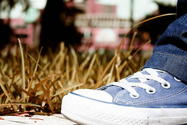 Converse by migueleonm