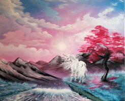 Pink Heaven by jaanavesanen