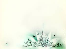 Organic Art. The Fly. by AiK-art