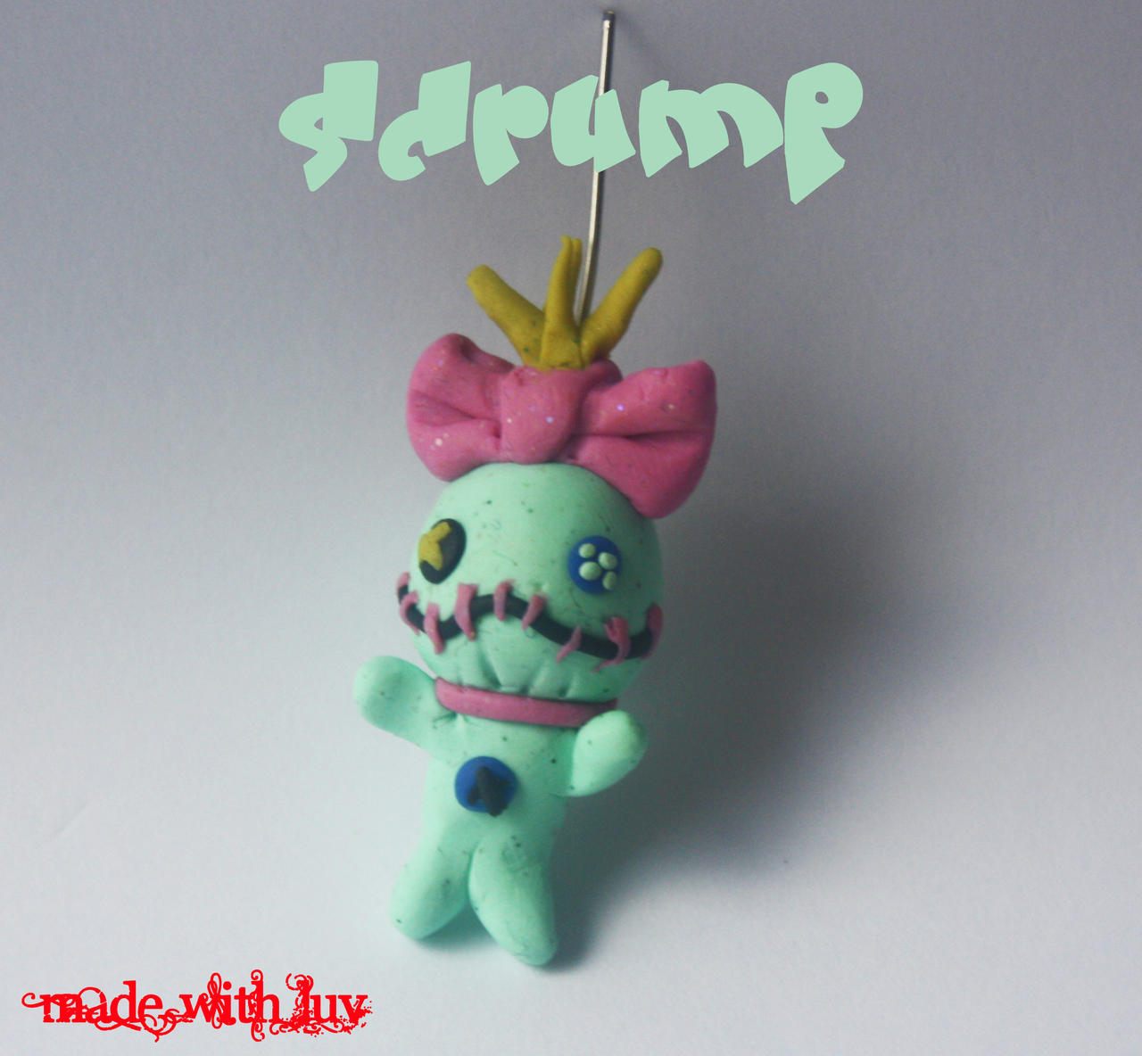 Scrump lilo and stitch by madewithluv on deviantart for Lilo and stitch arts and crafts