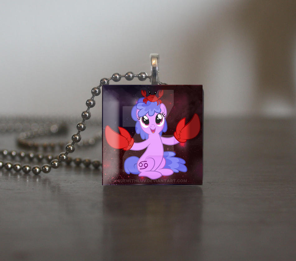 Mlp my little pony star sign pendant 3 cancer by madewithluv on mlp my little pony star sign pendant 3 cancer by madewithluv aloadofball Gallery