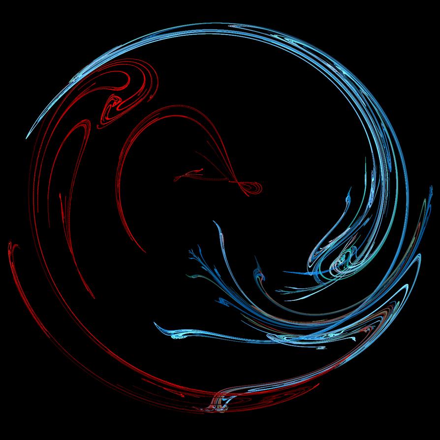 Fire Dragon Vs Ice Wallpaper Download