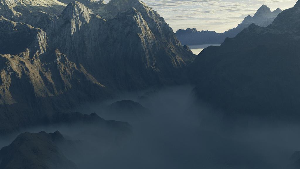 Fog by kwuus