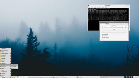 Icebian (IceWM Raspbian Spin for Raspberry Pi) WIP