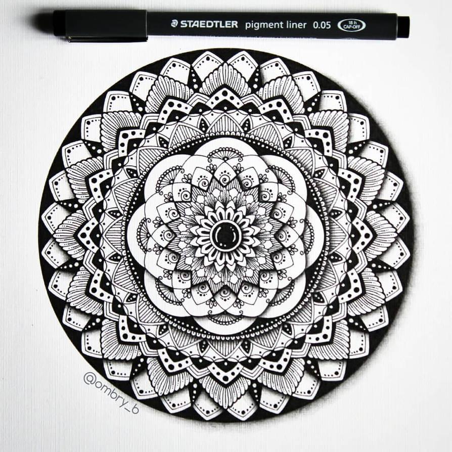 Mandala by OmbryB