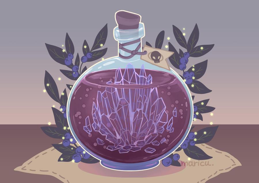 Poison by Maricu-Mana