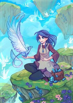 Crystal Gatherer