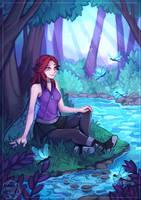 Lilith by Maricu-Mana