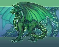 Form of the Dragon by Maricu-Mana