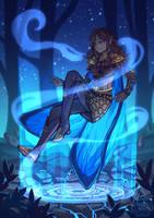 The Ritual by Maricu-Mana
