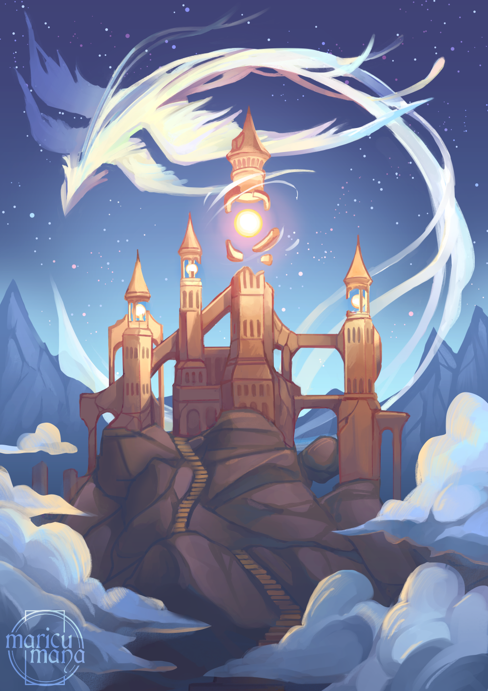 Cloud Chaser's Palace