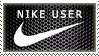 Stamp: Nike User by rickymanson