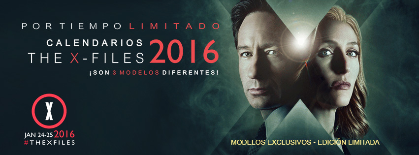 X Files Calendar : X files calendars facebook promotional cover by