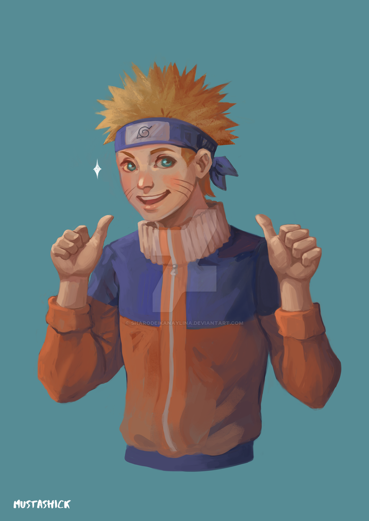 Naruto by SharodeikaNaylina