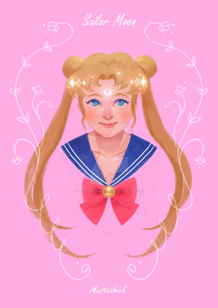 Sailor Moon by SharodeikaNaylina