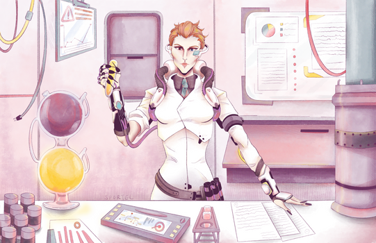Scientist Moira