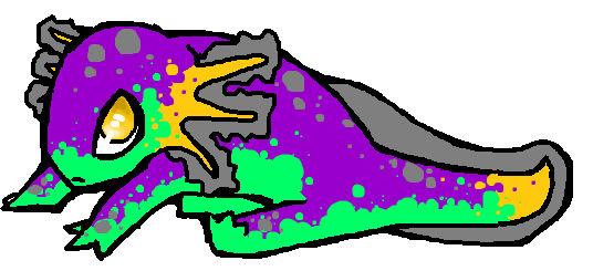 custom axolotl
