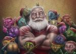 The 2D Workshop - Christmas Card 2020