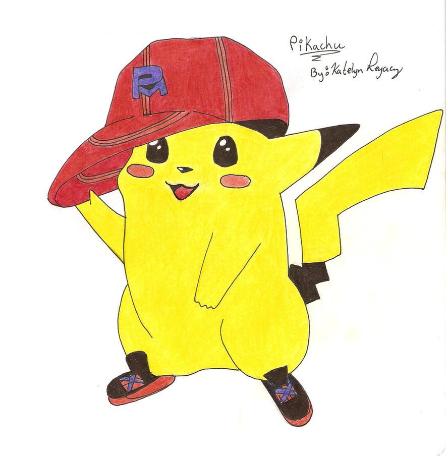 gangster pikachu - photo #27