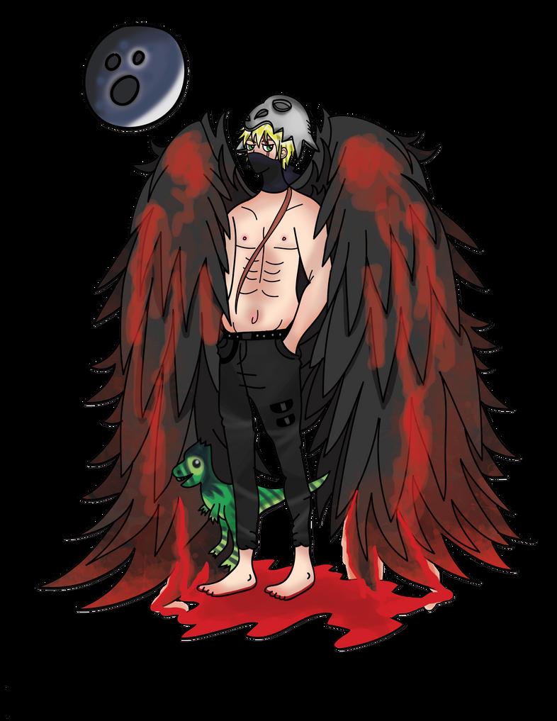 Jin the Ice Ninja 2 by DemoniumAngel