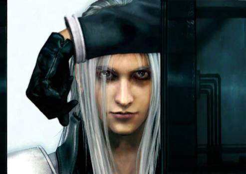 Sephiroth - Soldier 1st Class