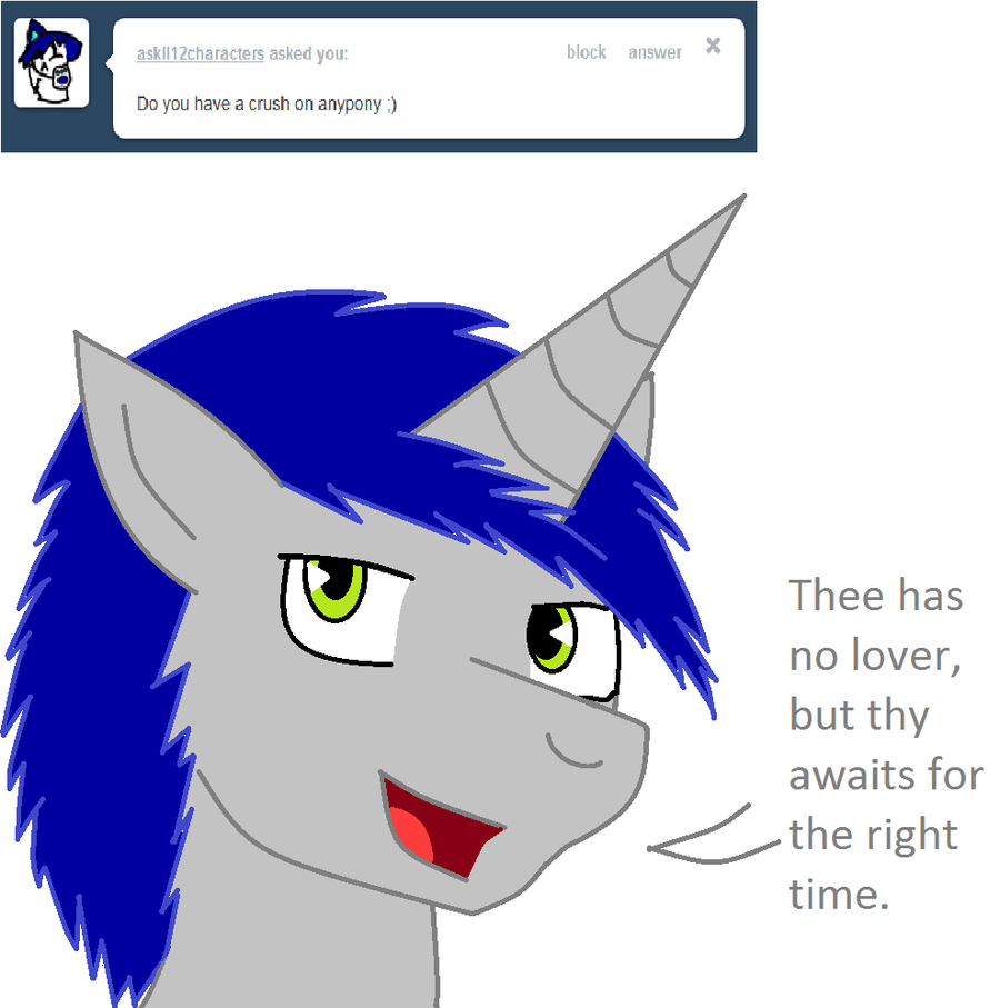 cobalt shine tumblr question 4earth-pony-mischief on deviantart