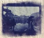 cyanotype - paris by cei-