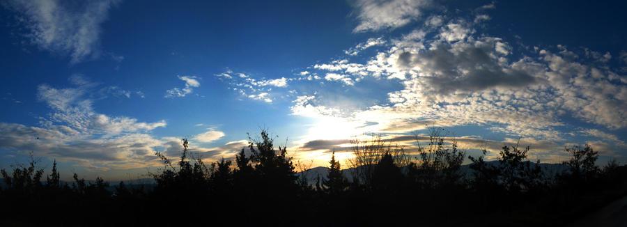 Plackovica sunrise by djzealot