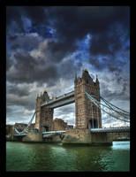 Tower Bridge, London by Michelangelo84
