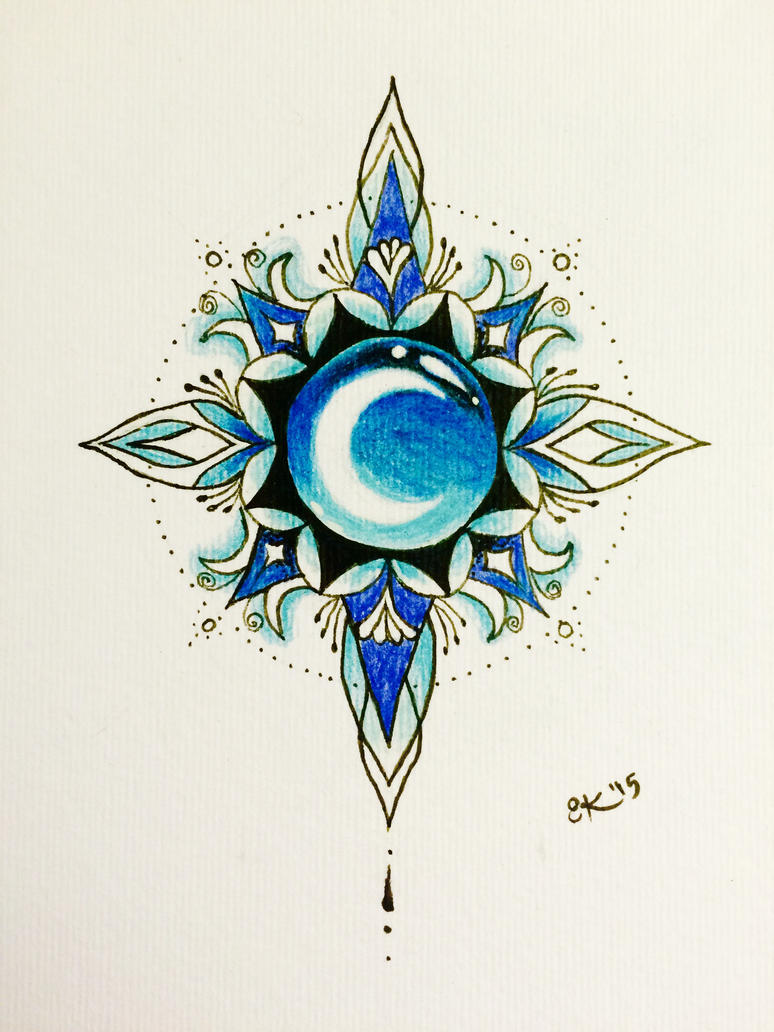 13 moon phase tattoo tempor 228 res tattoo for Eyepower tattoo kit
