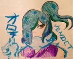 Venoct's bubbly hair