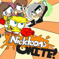 Nicktoons Unite by cjeanlovell421