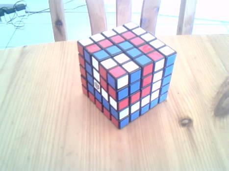 Rubik's 5x5 1