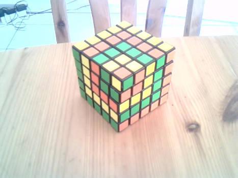 Rubik's 5x5 2