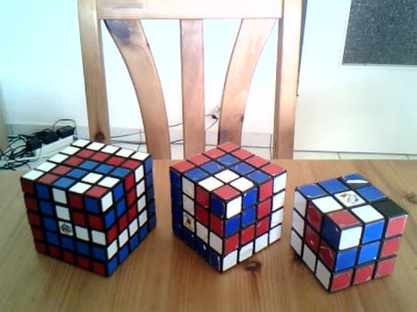 3 rubik's 1-1