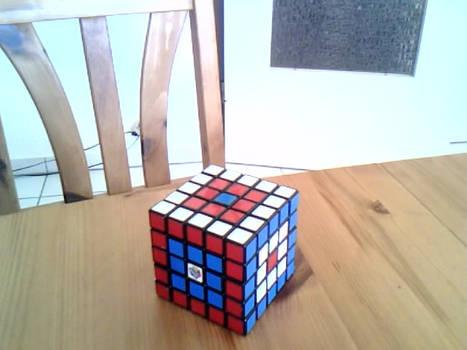 Rubik's 5x5 1-2