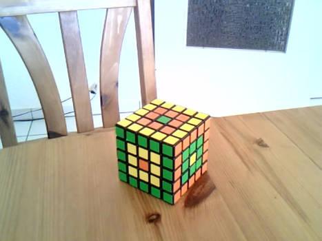 Rubik's 5x5 2-2